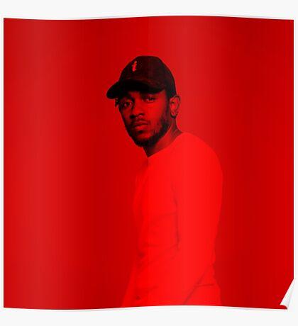 Kendrick Lamar - Celebrity (Square) Poster
