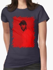 Kendrick Lamar - Celebrity Womens Fitted T-Shirt
