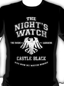 Night's Watch Athletics T-Shirt