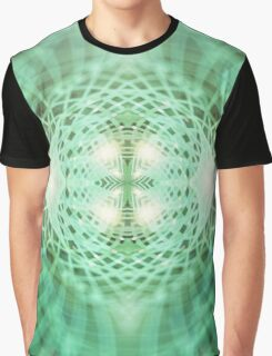 Eternal Geometry Dreams Graphic T-Shirt