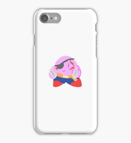 Street Fighter Sagat Kirby iPhone Case/Skin