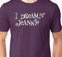 I Dream of Jeannie Unisex T-Shirt
