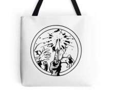 to the face Tote Bag