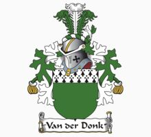 Van der Donk Coat of Arms (Dutch) by coatsofarms