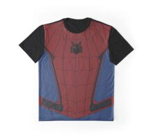 Spider-Man Home-Coming Suit Graphic T-Shirt