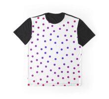 Polka dots pattern Graphic T-Shirt