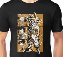 The DragonBall Unisex T-Shirt