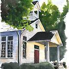 Danbury Baptist by Anthony Billings