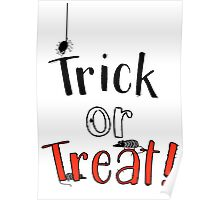 Trick or Treat! Poster