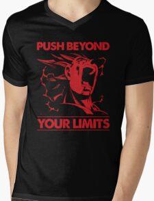 The DragonBall Mens V-Neck T-Shirt