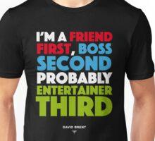 David Brent - Entertainer Unisex T-Shirt