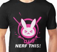 Overwatch Logo Nerf This 1 Unisex T-Shirt