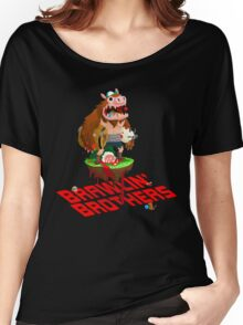Brawling Brothers - ManBearPig Women's Relaxed Fit T-Shirt