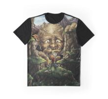 Mountain Giant Graphic T-Shirt