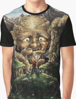 Mountain Giant Graphic T-Shirt
