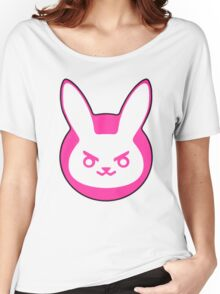 Overwatch Logo Nerf This 3 Women's Relaxed Fit T-Shirt