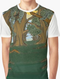 Forest / Bosque Graphic T-Shirt