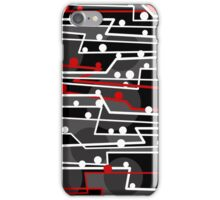 Stay in line 2 iPhone Case/Skin