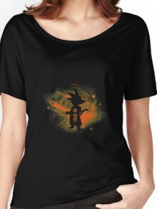 Dragon Ball Z - Little Hero Women's Relaxed Fit T-Shirt