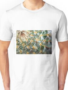 Mexican Round Cactus Unisex T-Shirt