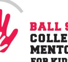 Ball State College Mentors Sticker