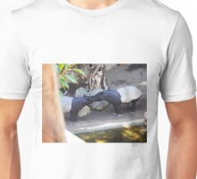 Tapirs kissing Unisex T-Shirt