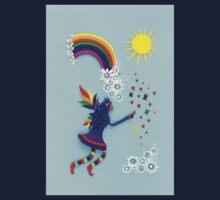 The Rainbow Fairy Baby Tee