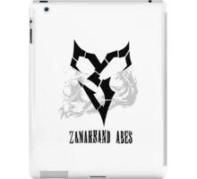 Zanarkand Abes iPad Case/Skin