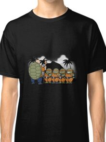 Dragon Ball Z - Ninja Kame Kids Classic T-Shirt