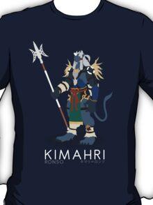 Kimahri Ronso - Final Fantasy X T-Shirt