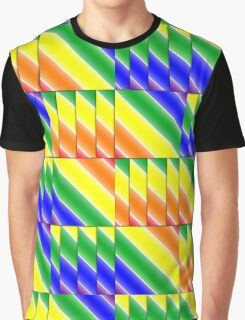 Who Knows Rainbows Graphic T-Shirt