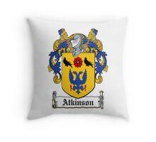 Atkinson (Cangort)  Throw Pillow