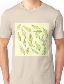 Leaves in the Wind Unisex T-Shirt