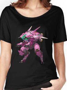 D.va Women's Relaxed Fit T-Shirt