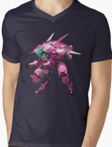 D.va Mens V-Neck T-Shirt