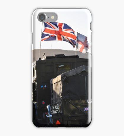 WW2 SIGS UNIT iPhone Case/Skin