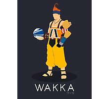 Wakka - Final Fantasy X Photographic Print