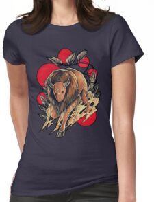 Tauros Womens Fitted T-Shirt