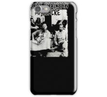 Texas Chainsaw Massacre Salad Days T-shirt iPhone Case/Skin