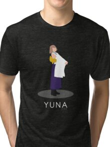 Yuna - Final Fantasy X Tri-blend T-Shirt