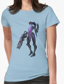 Widowmaker Womens Fitted T-Shirt