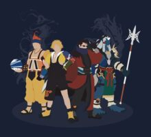 Men - Final Fantasy X T-Shirt