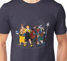 Men - Final Fantasy X Unisex T-Shirt