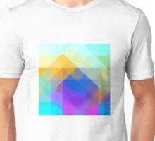 Yellow Mountains Unisex T-Shirt