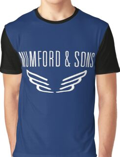 mumford and Sons Graphic T-Shirt