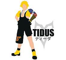 Tidus II - Final Fantasy X Photographic Print