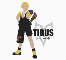Tidus II - Final Fantasy X T-Shirt