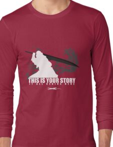 This is your story - Auron Long Sleeve T-Shirt