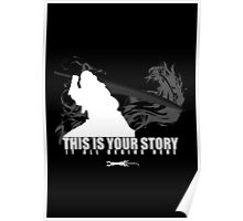 This is your story - Auron Poster