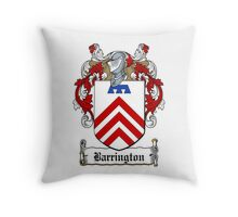 Barrington (Viscount)  Throw Pillow